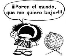 imagenes de mafalda con frases | Imágenes con frases de Mafalda 2014