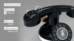NeoRetro vintage phone crowdsourced at 109€ https://www.ulule.com/neoretro/