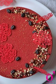 "Entremets ""Bonne fête papa!"" Tiramisu, Ethnic Recipes, Desserts, Food, Beautiful Gifts, Happy Name Day, Father's Day, Chocolates, Recipe"