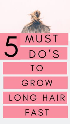 Hair Goals: 5 Hacks to Grow Hair Faster - The WERK LIFE