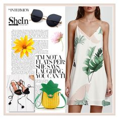 """""""Shein7"""" by merisa-imsirovic ❤ liked on Polyvore featuring WithChic"""
