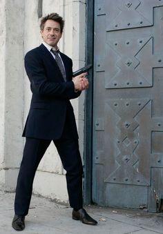 Robert Downey Jr as James Bond Robert Downey Jnr, Robert Jr, Anthony Edwards, Iron Man Tony Stark, Downey Junior, Marvel Actors, Hollywood Actor, Best Actor, Sherlock Holmes