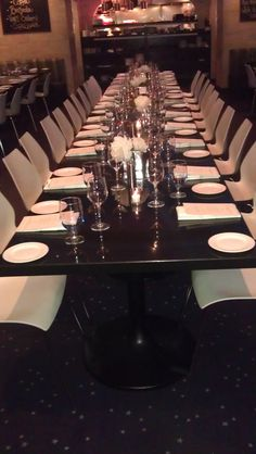 Teatro can accommodate large parties for lunches and special occasions.