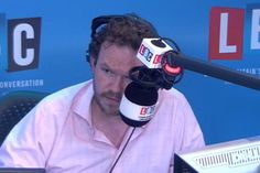 James O'Brien radio call in - shows how to deal with people demanding all muslims apologise for shootings in France.