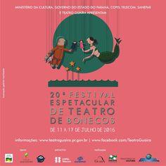 PALHAÇO PIRI : 20º Festival Espetacular de Teatro de Bonecos
