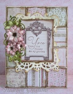 Heartfelt Creations | You Are The Flower Elegance