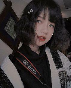 Ulzzang Korean Girl, Cute Korean Girl, Uzzlang Girl, Hey Girl, Cute Girls, Cool Girl, Anime Girl Neko, Grunge Girl, Girl Inspiration