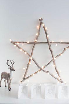 Una vivienda perfecta con justa decoración navideña (3)