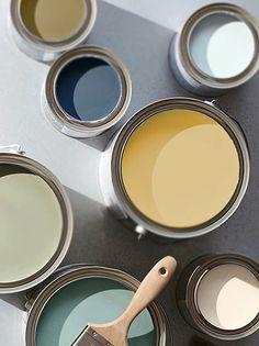 Color Story: Indigo | Pottery Barn Color Range