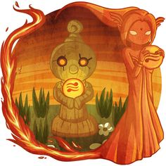 Din, Goddess of Power Wind Waker
