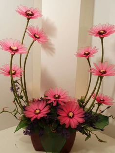 Nylon Flowers, Satin Flowers, Felt Flowers, Diy Flowers, Fabric Flowers, Dried Flower Arrangements, Flower Centerpieces, Flower Decorations, Flower Crafts