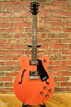 Image result for gretsch broadkaster guitar 1978
