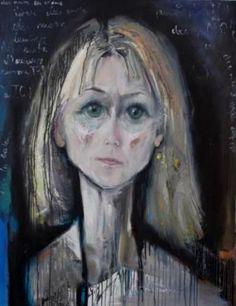 Grazyna TARKOWSKA - La vérité du silence - Peinture - Huile sur toile