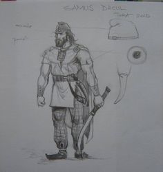 Irish Mythology, History For Kids, Folklore, Traditional Outfits, Warriors, Novels, Character Design, Illustration, Pictures