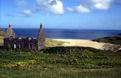 Lonely-Isles Mingulay