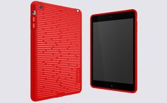 The Vector iPad Mini back protector by Cygnett