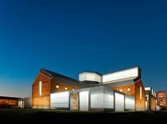 A Former Prison Converted Into a Civic Center by EXIT Architects in Palencia, Spain