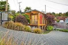 Shed by #Seattle based Modern-Shed (modern-shed.com) #interiors #interiordesign #architecture #decoration #interior #home #design #camper #bookofcabins #homedecor #decoration #decor #prefab #diy #lifestyle #compactliving #fineinteriors #cabin #shed #tinyhomes #tinyhouse #cabinfever #inspiration #tinyhousemovement #airstream #treehouse #cabinlife #cottage