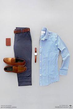Casual Chic Männeroutfits mit grauer Chinohose sind für den Sommer leicht zu tragen und sehr gut kombinierbar. Ich zeige Dir, wie mit nur 9 Teilen 4 Herrenoutfits in unterschiedlichen Stilen erstellen kannst. Aktuelle Outfits für Männer mit passenden Teilen findest Du bei Favorite Styles. Herrenmode, Outfits aller Marken und Stile.