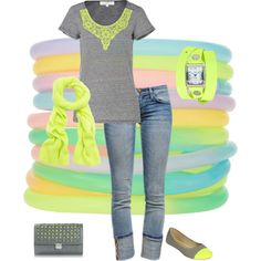 """""""Glowing"""" by kswirsding on Polyvore"""