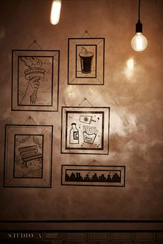 Studio A Signature Projects / Johannesburg, South Africa. Brothers Restaurant, Best Interior, Restaurant Design, South Africa, Brooklyn, Gallery Wall, Studio, Frame, Projects