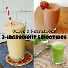 Looking for a quick and easy way to add more nutrients to your diet? Well, look no further!