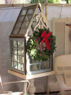 Back porch decoration