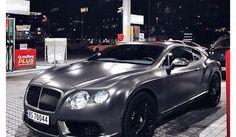 Bentley Continental GT3-R preço $337,000