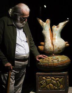 Francisco Brennand Grande mestre da cerâmica de Pernambuco