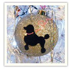 DIY Craft - Breed Silhouette Ornaments | Modern Dog magazine - the best dog magazine ever