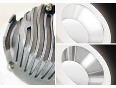 """LED-LS presenta PLCC LITE, una línea de luminarias para embutir en cielos falsos, de diseño elegante y alto rendimiento. El material del reflector reduce la perdida de luz al mínimo, lo cual permite que sea un equipo de alta eficiencia. Su diseño retraído ayuda a evitar deslumbramientos. Vienen en series de distintos tamaños desde 3"""" hasta 8""""…"""