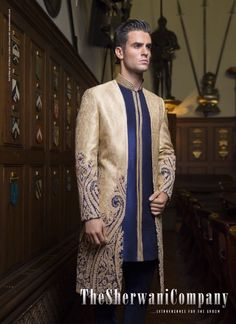 As seen in Asiana Wedding Magazine!  Follow us on Instagram @thesherwanico to see more pictures of this unique design!  Call or WhatsApp us on (Jigar: +447903 866 676 / Jas: +447956 337 754). For all Sherwani enquiries.  Book you consultation ONLINE today by visiting www.thesherwanico.com and click the BOOK NOW tab.  Viewing By Appointment Only Unit 7a, Atlip Centre, Atlip Road, Wembley Middlesex, HA0 4LU  #thesherwanicompany #sherwanicompany #sherwanico #sherwani #designersherwani