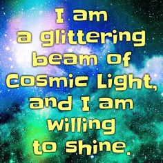 Happy Friday!!! #affirmation #affirmations #quote #happy #CosmicLight #cosmic #light #lightworker #lightenergy #cosmos #universe #space #outerspace #shine #iam #letitshine #meditation #manifestation #mindfulness #miracle #acourseinmiracles #abrahamhicks #philosophy #positive #louisehay #cosmictruth #cosmicconsciousness #unityconsciousness #raiseyourvibration #followme