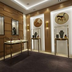 Showcase Masterwe have over 19 years experiences on commercial space design, and we specialize in display showcase, furniture manufacturing. Retail Jewelry Display, Jewellery Shop Design, Jewellery Showroom, Jewelry Shop, Luxury Jewelry, Showroom Interior Design, Jewelry Showcases, Dressing, Luxury Store