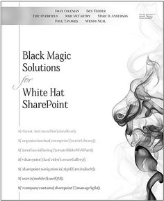 A New Concept in SharePoint Collaboration: Self-Publishing Books