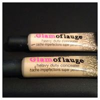 Glamoflauge:  They don't call this a heavy duty concealer for nothing… it is INDUSTRIAL STRENGHT! If it can cover tattoos it can cover the darkest of under eye circles, the deepest imperfection and the most stubborn of blemishes!