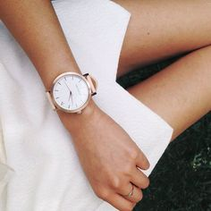Out and about with @akosidanmarie | The Fifth Watches // Minimal meets classic design: www.thefifthwatches.com