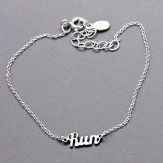 Erica Sara Designs - Run Bracelet, $48.00 (http://www.ericasaradesigns.com/run-bracelet/)