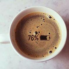Coffee loading