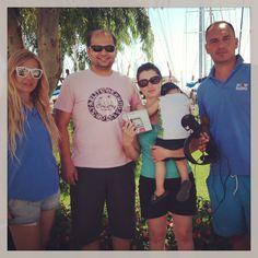 Bodrum'daki 2. günün 2. hediyesi ikinci Garmin Nuvi Navigasyon Cihazını kazanan dinleyicimiz bizi Didm'den beri takip eden Hüseyin Coştan oldu...