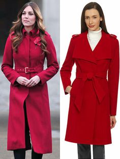 Get Kate Middleton's Coats Without the Duchess-Size Budget