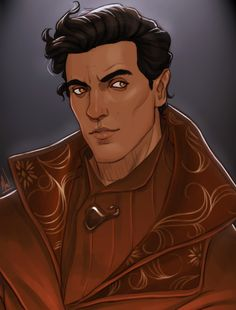 Micah Dameron. A gift from @leo-fina to @commanderdarlingamatus!