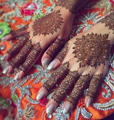 57 Ideas For Bridal Henna Designs Indian Weddings Colour Pretty Henna Designs, Indian Henna Designs, Finger Henna Designs, Modern Mehndi Designs, Mehndi Design Photos, Wedding Mehndi Designs, Mehndi Designs For Fingers, Wedding Henna, Dulhan Mehndi Designs