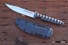 Buy Cold Steel Bowie Spike Neck Knife, 53NBS at OsoGrandeKnives.com. America's Cutlery Specialists. Lowest Price Guaranteed, Shop Now!