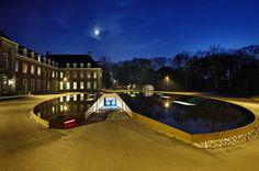 Ornamental Pond / Hosper