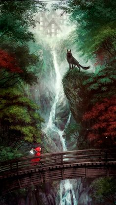 little red riding hood Luis Melo
