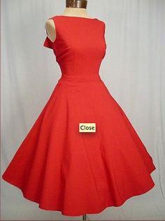 Vintage Red. Very Joan Holloway.