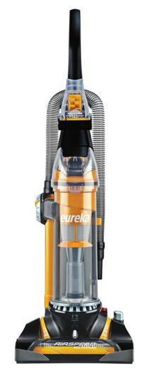 Eureka AirSpeed All Floors Bagless Upright Vacuum {Review} – Less than $100 at Walmart! #EurekaPower (& Giveaway Ends 5/9)