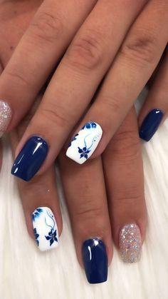 Cute Gel Nails, Chic Nails, Pedicure Nails, Stylish Nails, Trendy Nails, Beach Pedicure, Pedicures, Nagellack Design, Nagel Gel