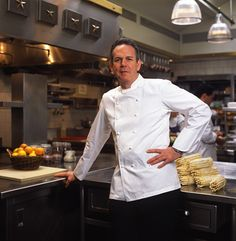 Thomas Keller - Patience, Persistence, Practice  - A master craftsman.  Flawless execution of culinary technique